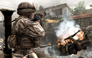 Call of Duty 4 download osx